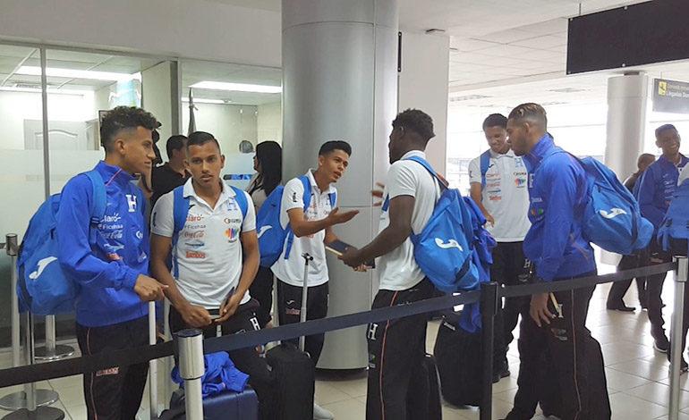 La sub-21 presente en Barranquilla