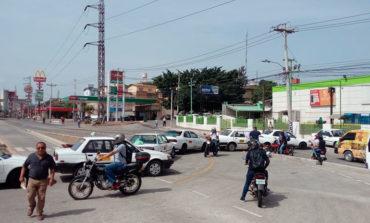 Estas son las 28 calles bloqueadas en el Distrito Central