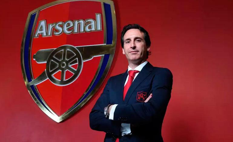 Pires cree que Emery es el mejor fichaje del Arsenal