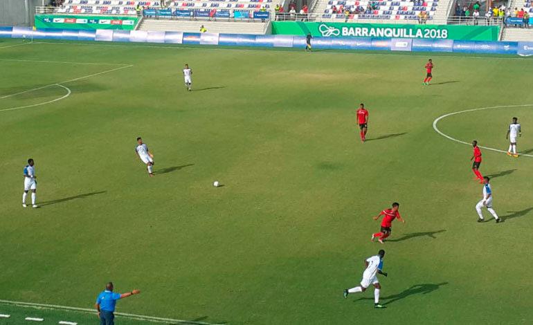 Honduras debuta con triunfo en Juegos de Barranquilla