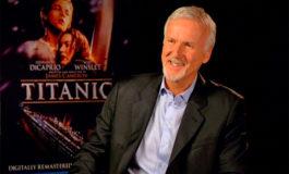 James Cameron apoya a Belfast en la adquisición de artefactos del Titanic