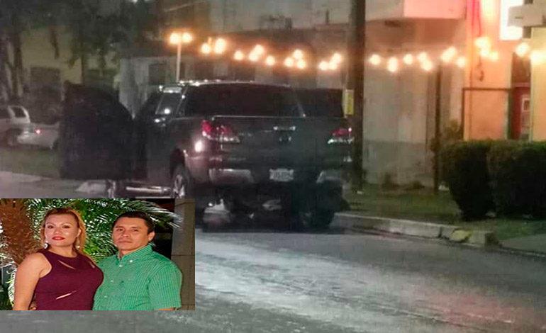 Pareja es ultimada a balazos en La Ceiba