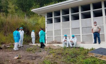 Medicina Forense sepultará en fosa común a 45 cadáveres sin reclamar