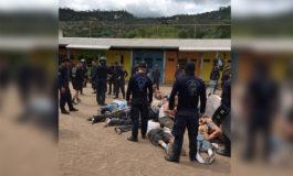 Dos policías resultan heridos en intento de fuga de menores infractores