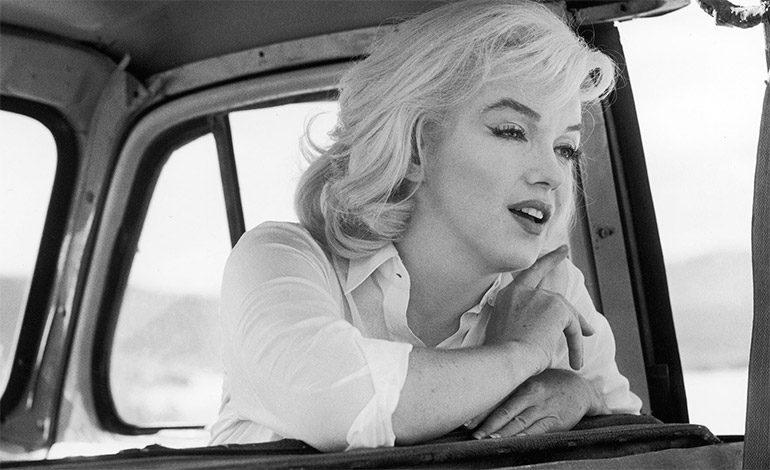 Se Descubren Imágenes De Un Desnudo De Marilyn Monroe En Vidas