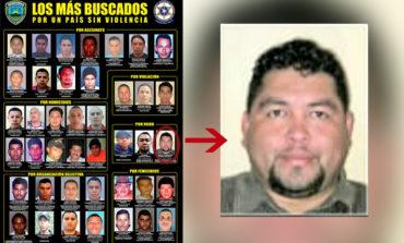 Cae uno de los 41 criminales más buscados por la justicia hondureña (Video)