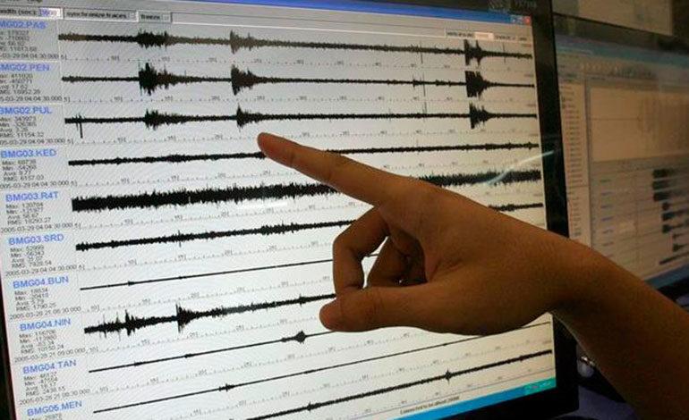 Sismo de 6,1 grados Richter sacude El Salvador