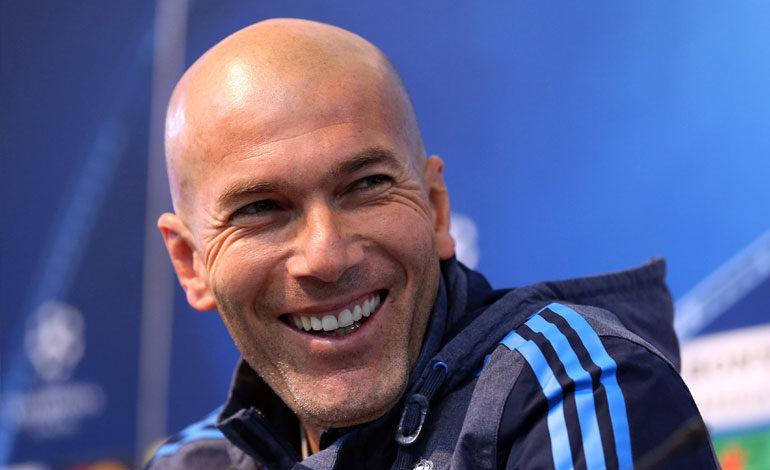 Vuelve Zidane