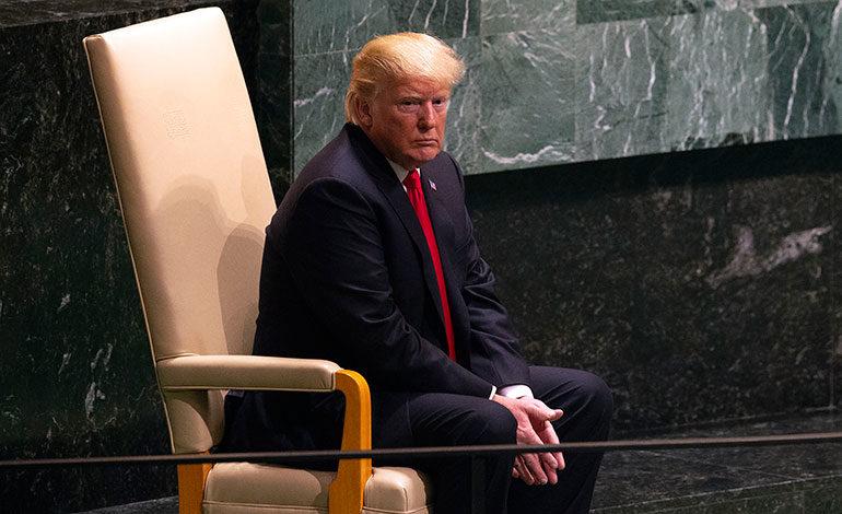 """Trump pide al mundo """"aislar al régimen de Irán"""" y promete más sanciones"""