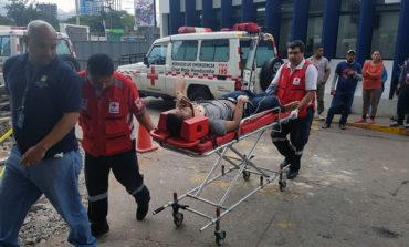 Accidente vial deja seis heridos en la aldea de Zambrano (Video)