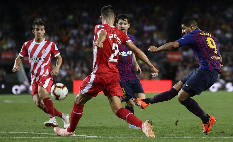 Barcelona no pudo con el Girona