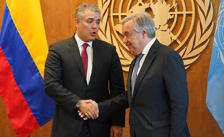 """Presidente de Colombia pide """"Cerco diplomático"""" contra Maduro"""