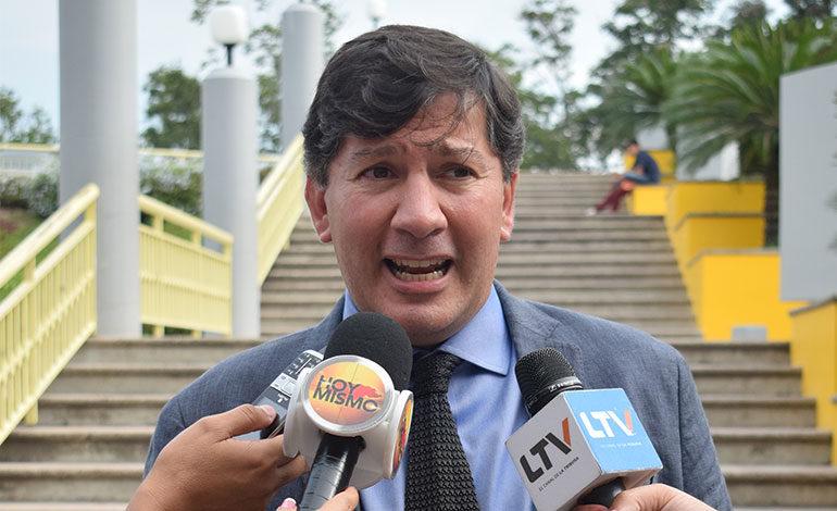 Garafulic confirma que liberales seguirán en el diálogo
