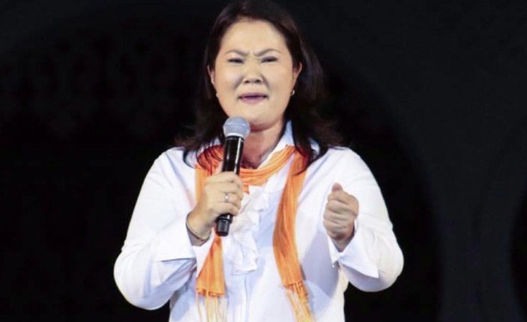 "Fujimori: Perú ""no está para golpes"""