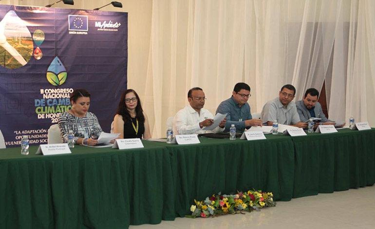 MiAmbiente instala el II Congreso Nacional de Cambio Climático