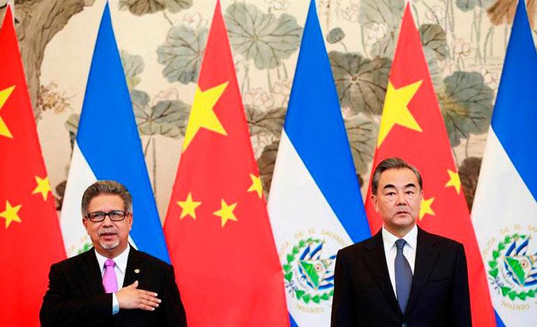 EEUU cierra consulta por nexos El Salvador, Panamá y R.Dominicana con China