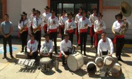 Banda marcial del Instituto Dionisio de Herrera pone a bailar en LA TRIBUNA (Video)