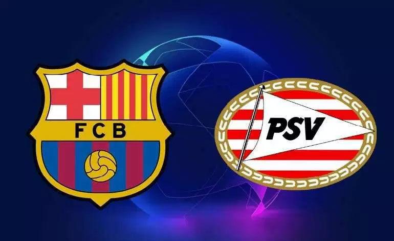 FINAL: Barcelona (4) – PSV (0)