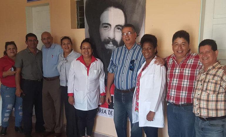 Diez especialidades atenderá brigada cubana