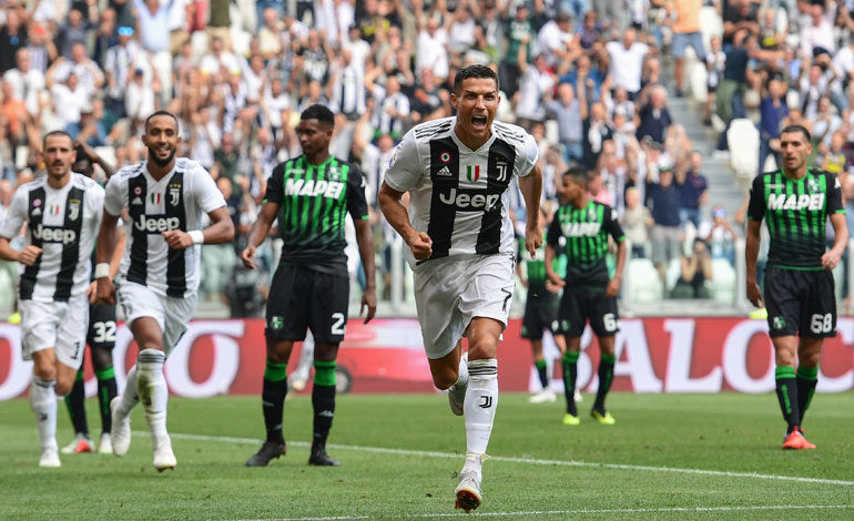 Juventus continúa su vuelo espectacular en Bolsa