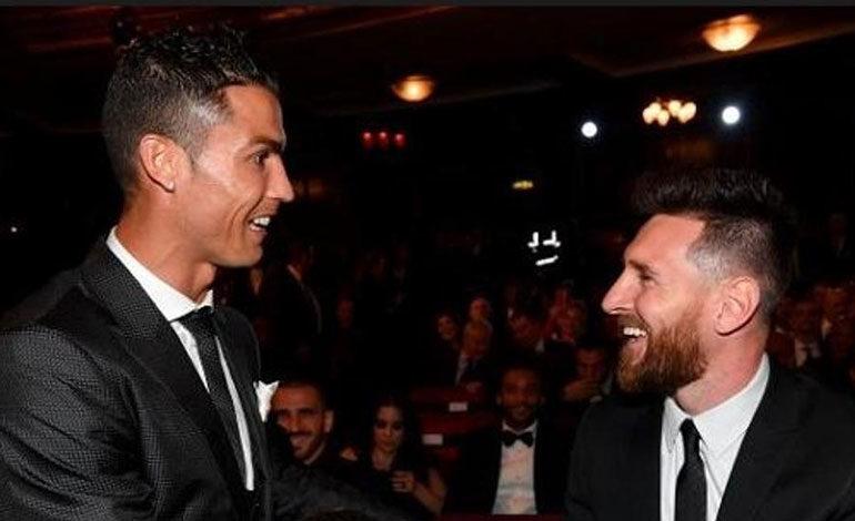 Cristiano y Messi no asistirán a los premios The Best