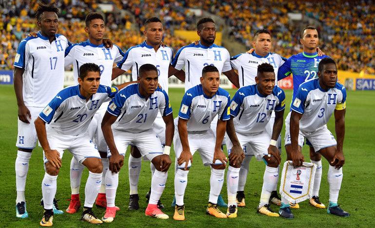 Honduras pierde un puesto en ranking FIFA