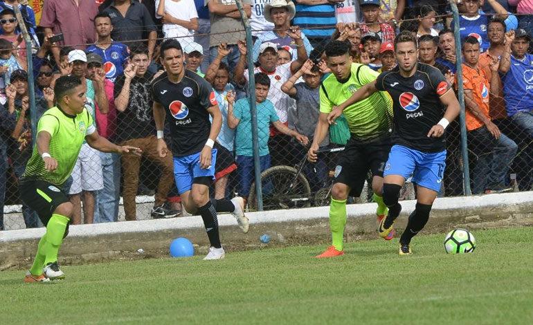 Real de Minas y Motagua suman su primer empate del Apertura