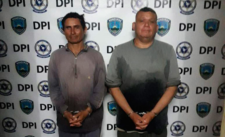 Salvadoreños capturados por pescar un tiburón