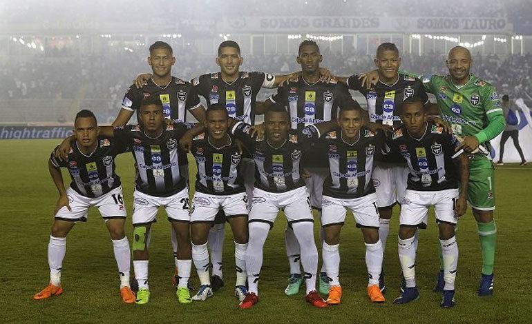 Tauro FC seguro de eliminar al Motagua