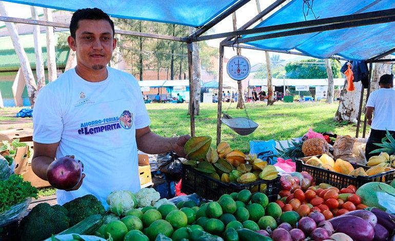Bajos precios en tres municipios más con Ahorro Ferias