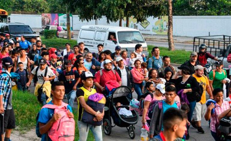 World Vision llama a iglesias y a otros sectores para proveer ayuda humanitaria a migrantes