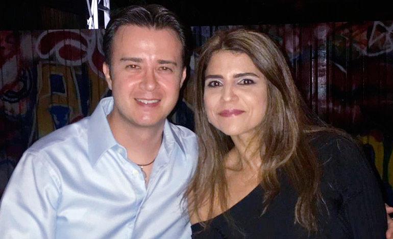 Despiden soltería de Yamileh Hilsaca y Christian Guevara