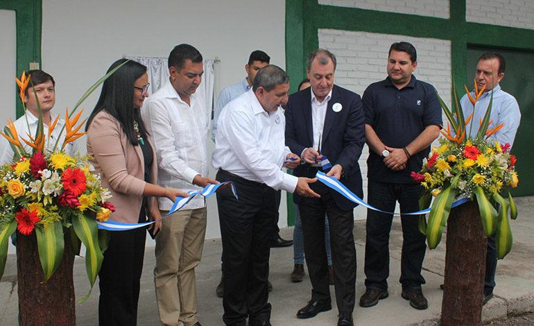 Inauguran laboratorio de energías renovables