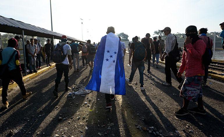 Honduras pide investigar muerte de migrante que intentaba ingresar a México