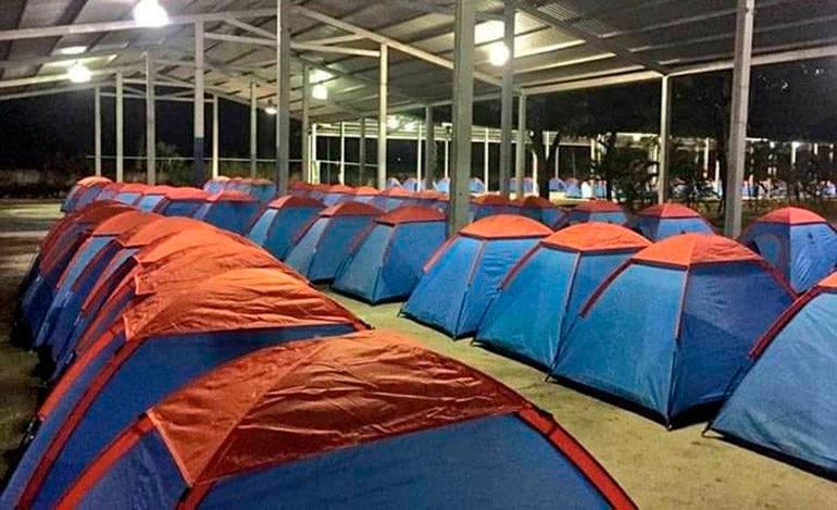 En frontera mexicana: Acnur documenta a 2,265 migrantes