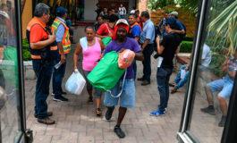 Gobierno sigue atendiendo a migrantes que retornan al país