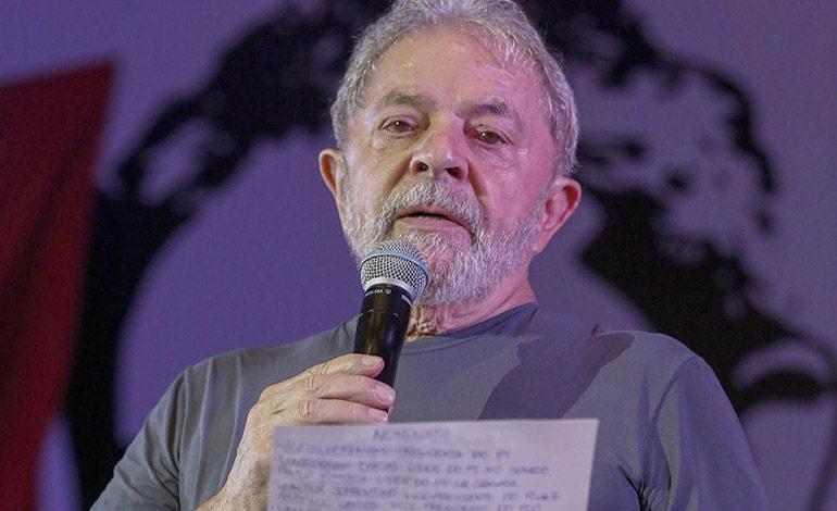 Brasil: Lula no pueda votar