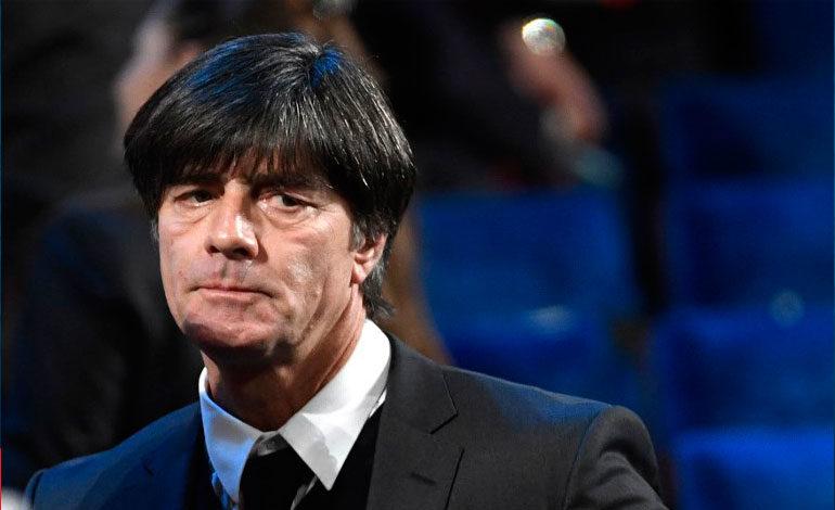 Low se queja del arbitraje y asegura que Alemania fue mejor que Francia