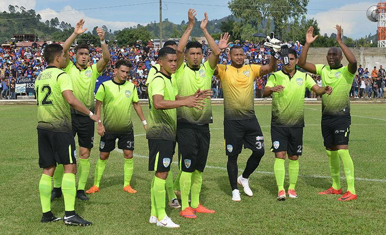 Real de Minas por hundir al Honduras