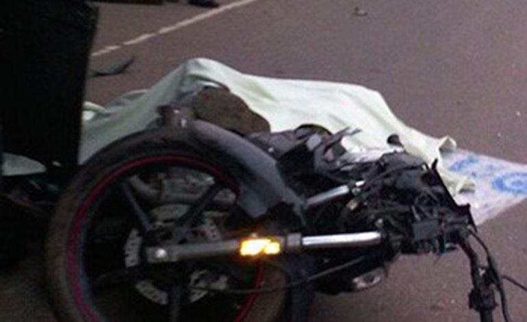 Motocicletas participan en 70 por ciento de accidentes