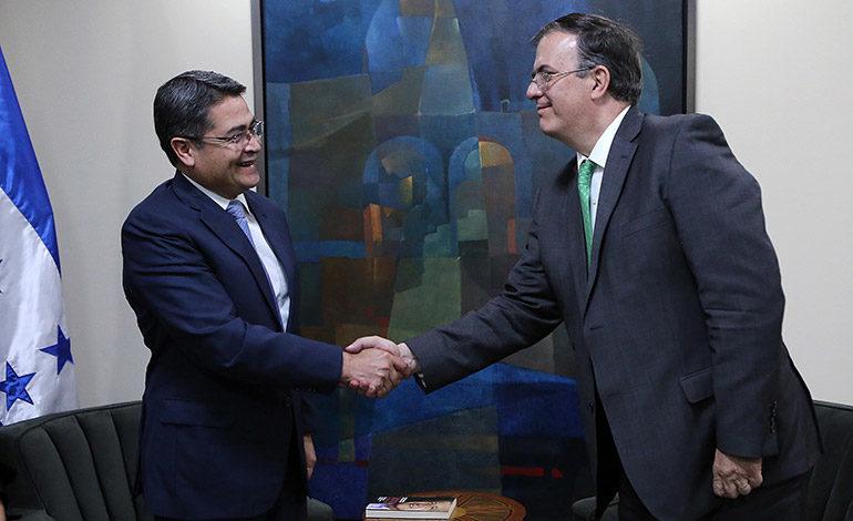 Marcelo Ebrard, próximo canciller mexicano: Triángulo Norte y México construyen juntos un plan de desarrollo y empleo