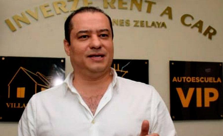 """Mateo Zelaya: """"Estamos comprometidos a generar empleos para migrantes"""""""