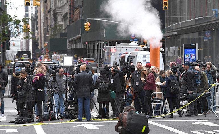EEUU: Paquetes bomba desvían la atención de campaña electoral
