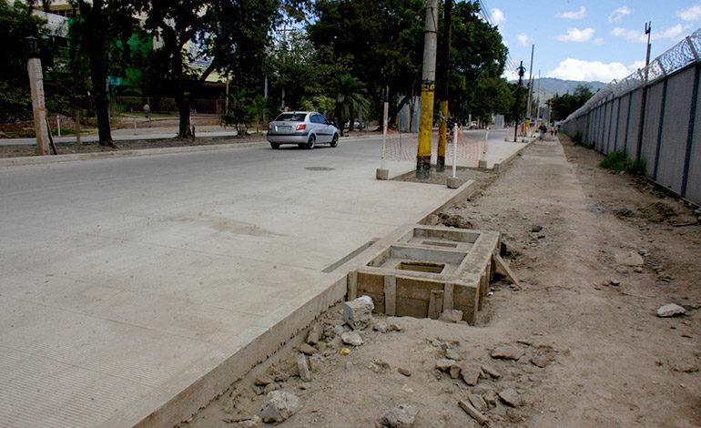 En enero concluirán obras en Los Próceres
