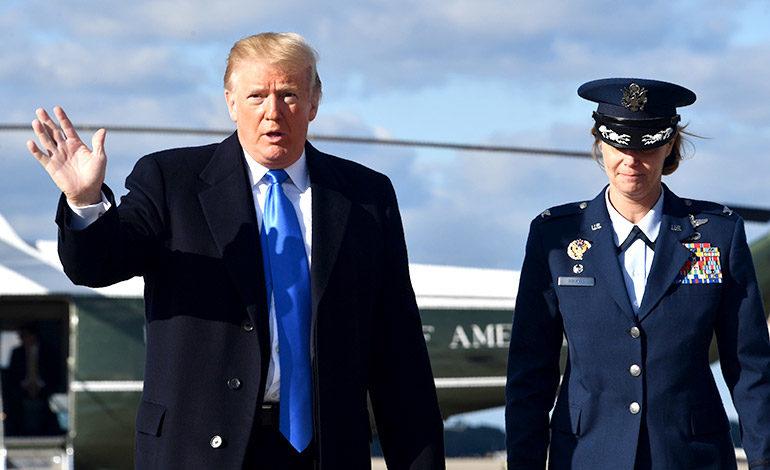 Donald Trump defiende separación de familias