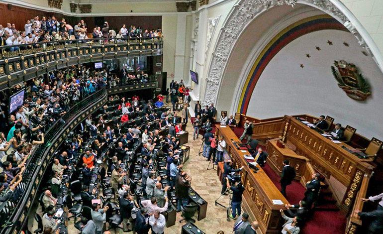 Parlamento venezolano denunciará violación libertad de expresión