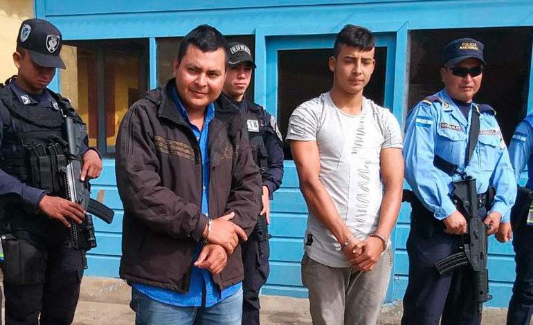 Por robo agravado en tienda de celulares policía captura a mecánico y a agricultor