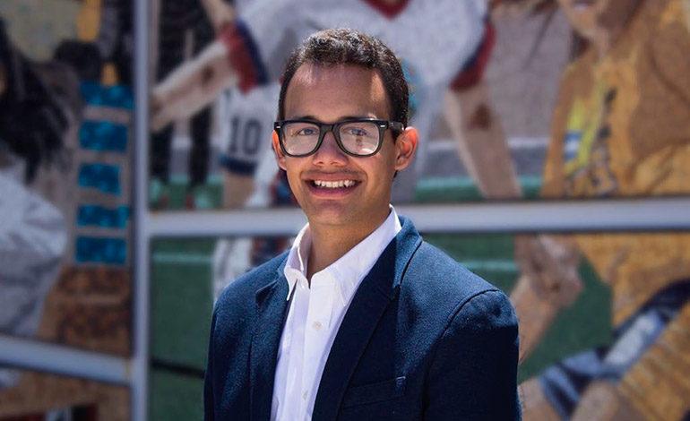 Hondureño seleccionado para realizar importantes estudios en España y Brasil