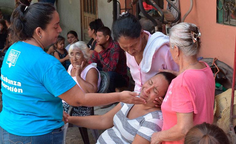 """Madre del segundo fallecido: """"Dios mío, no quiero creer que mi hijo esté muerto"""""""