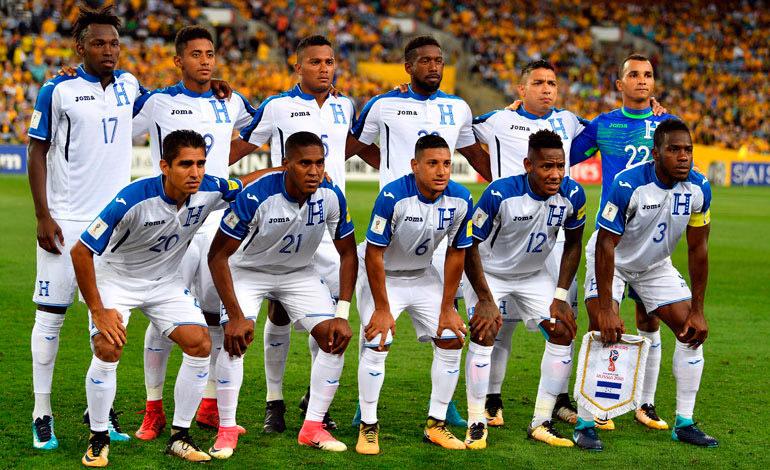 Paraguay podría ser rival de Honduras en noviembre